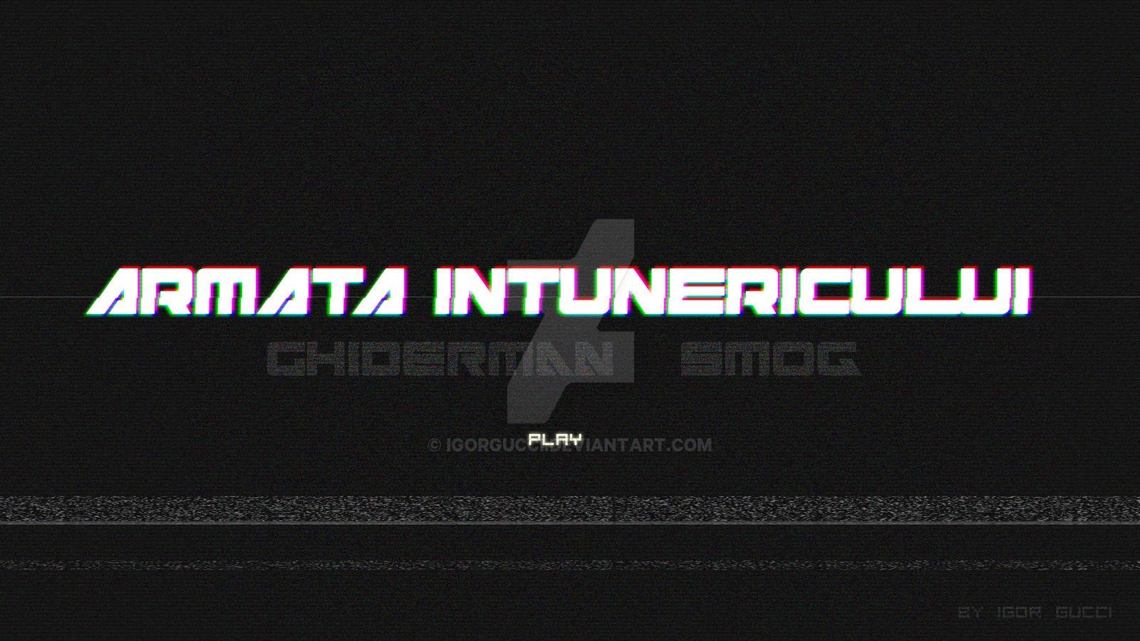 Armata Intunericului [YouTube Cover] by igorgucci