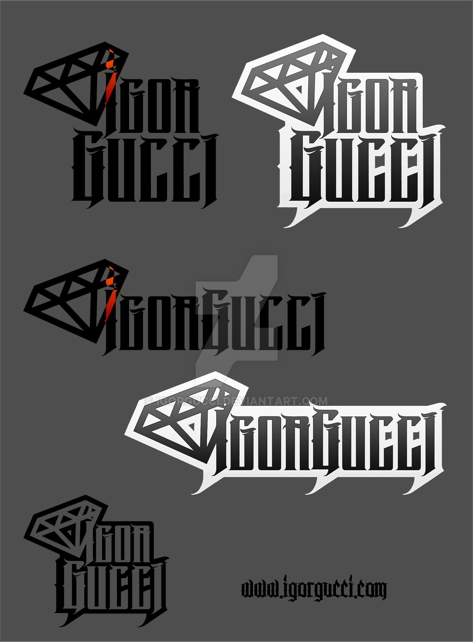 Gucci Logo Design Gucci Logo by Igorgucci