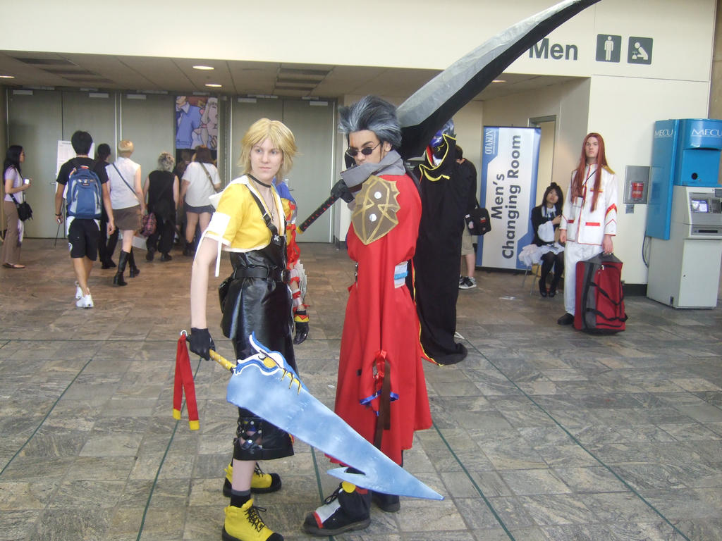 Connu Final Fantasy Cosplay by AGS05 on DeviantArt NT32