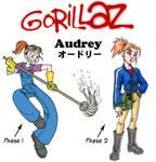 Gorillaz-OC Evolution