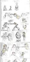TMNT 2012-April's Ninja Training