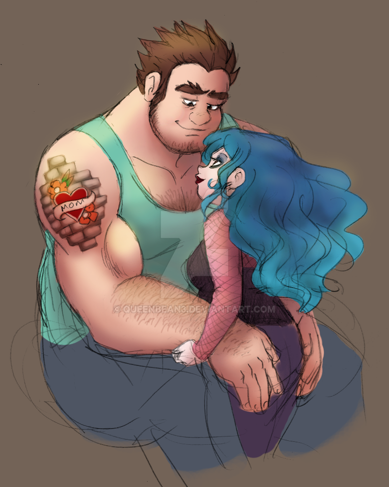 Wreck It Ralph In Real Life