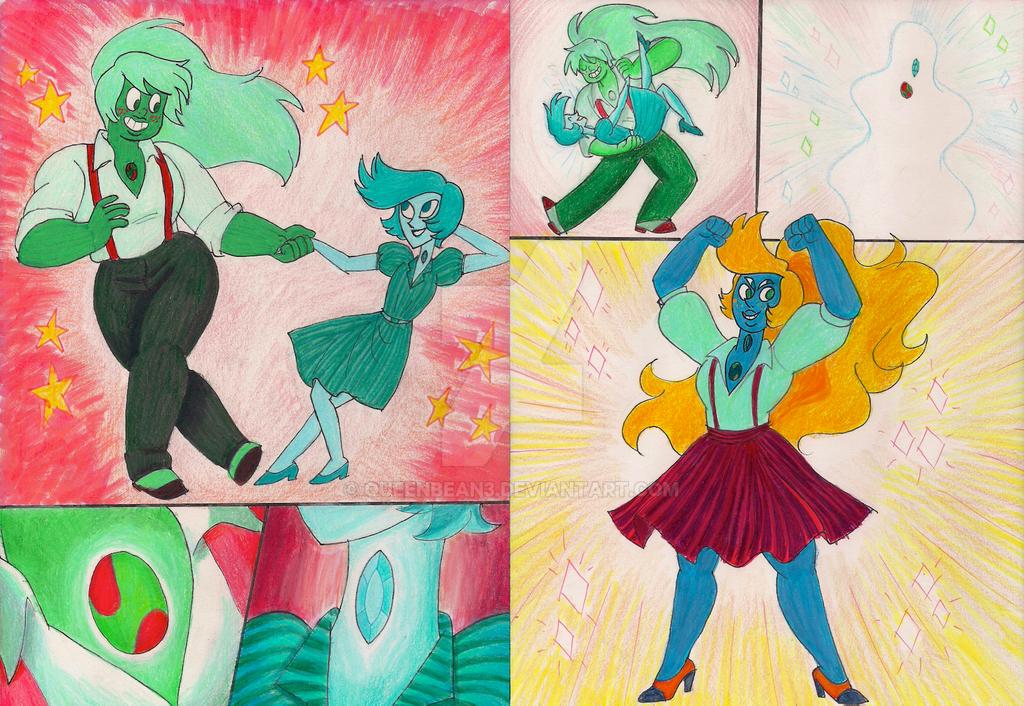 Su Swing Dance Fusion By Queenbean3 On Deviantart