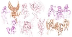 Venus Cupid and Psyche