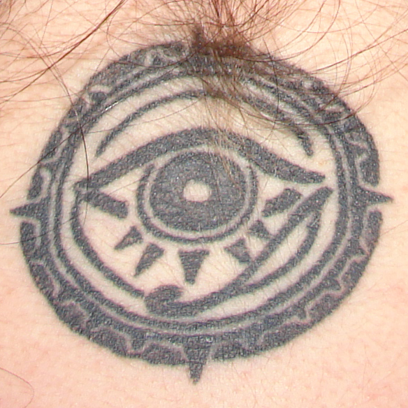 All-Seeing Eye Tattoo by JoeleneyBeaney