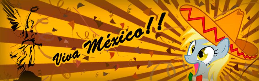 Banner: Viva Mexico !!
