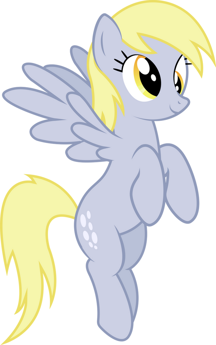 Derpy hooves by KennyKlent