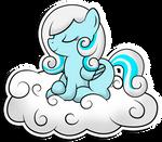 Snowdrop sticker