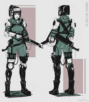 Sifi  soldier