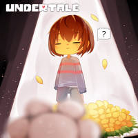 Undertale by marararararara