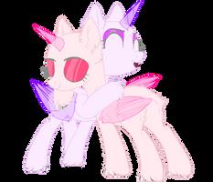 F2U Pony Base #5 by arhio-zero