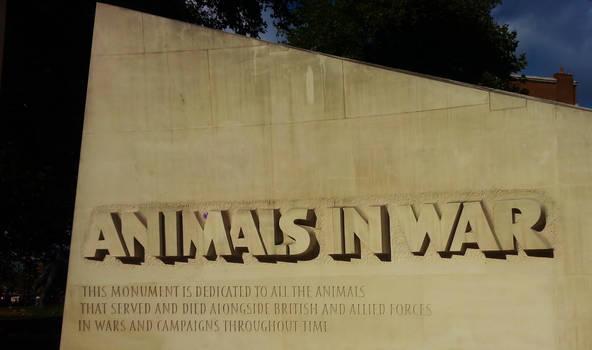 Animals in War
