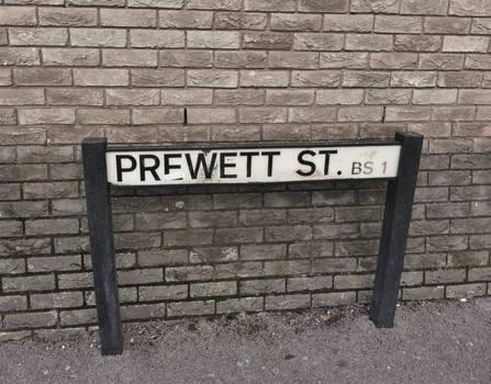 Prewett Street