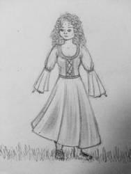 Hobbit sketch