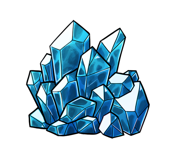 365 Day 166 Crystal by Korikian on DeviantArt