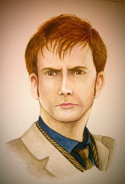 Weekly 48-52: The 10th Doctor