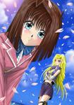 Anzu and Mai