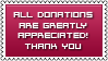 Donation Stamp by DesignQueen