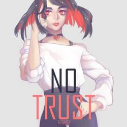 Trust No One by Mangaszek