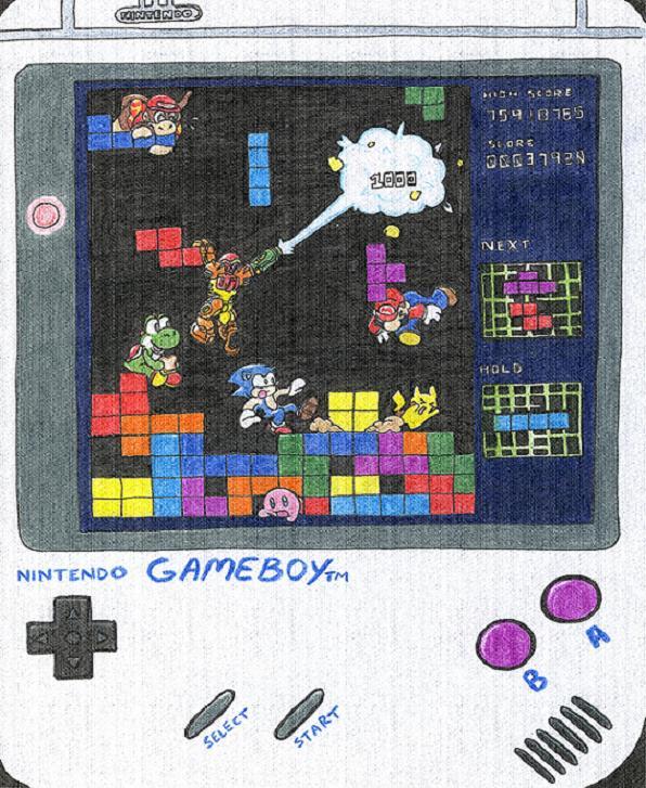 Tetris Remix by ribbledude