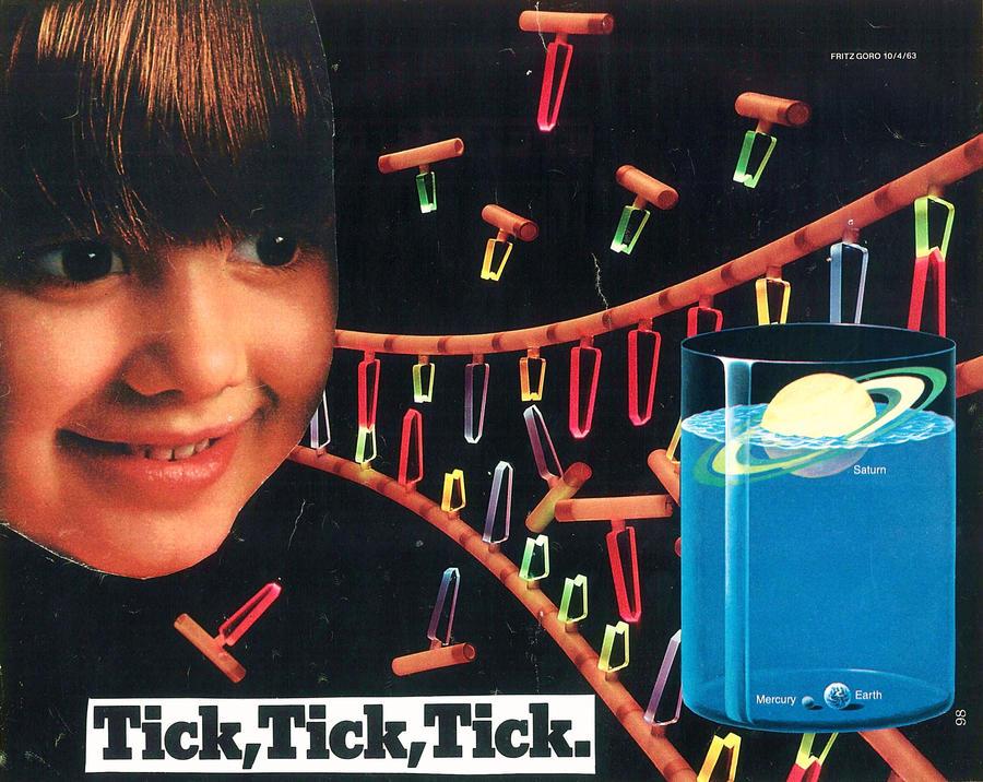 tick, tick, tick. by dreamofsammy