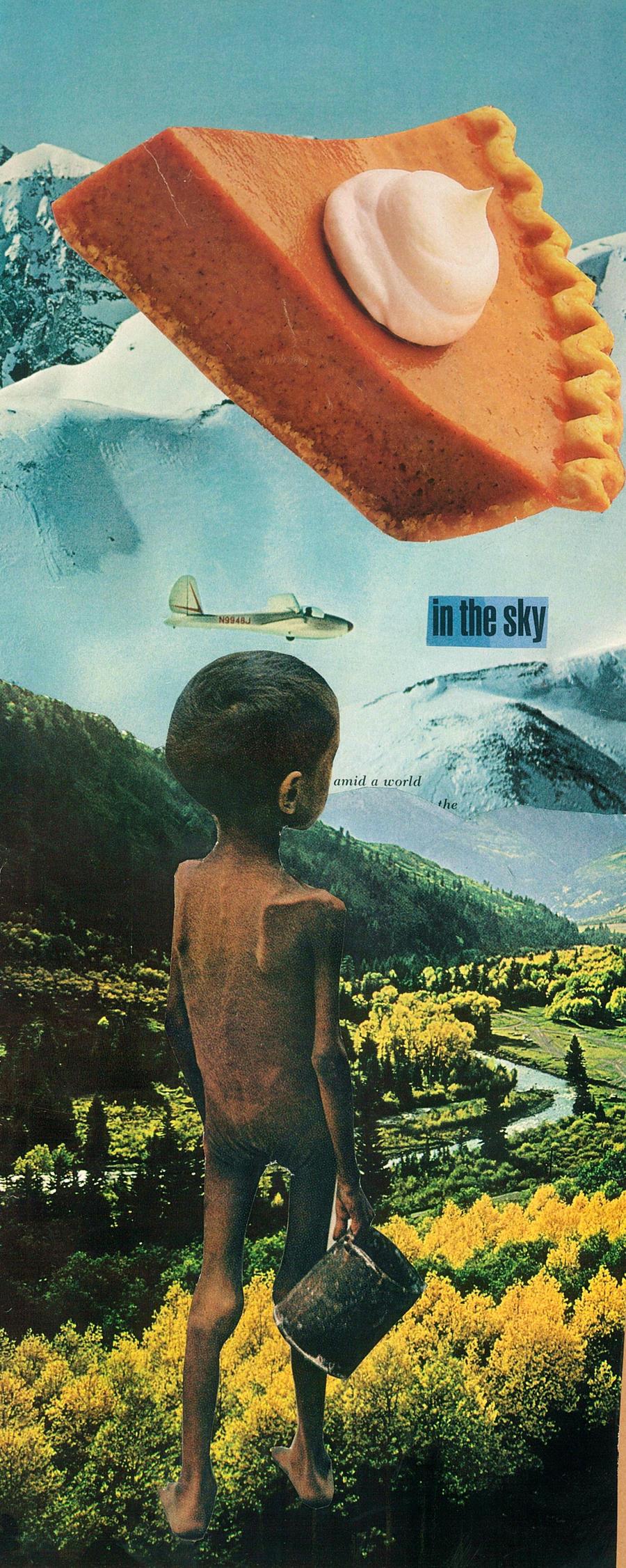 pie in the sky by dreamofsammy