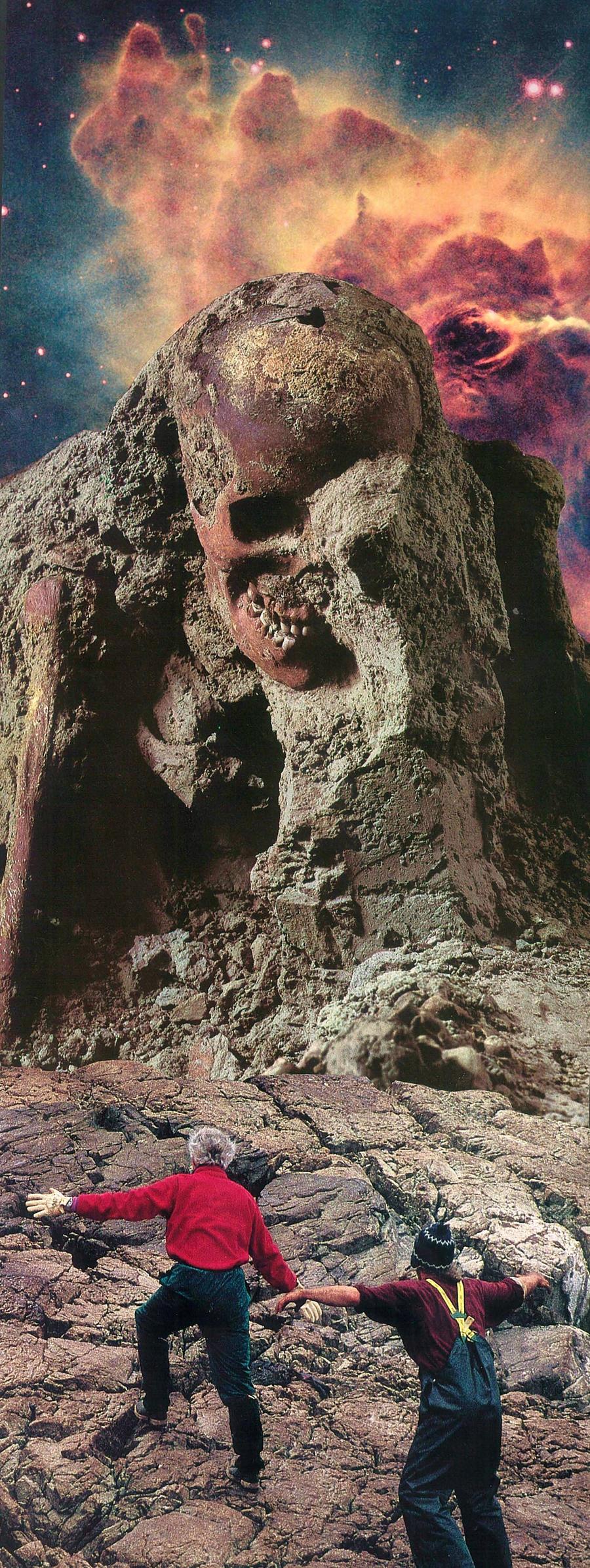 the bones of an idol by dreamofsammy