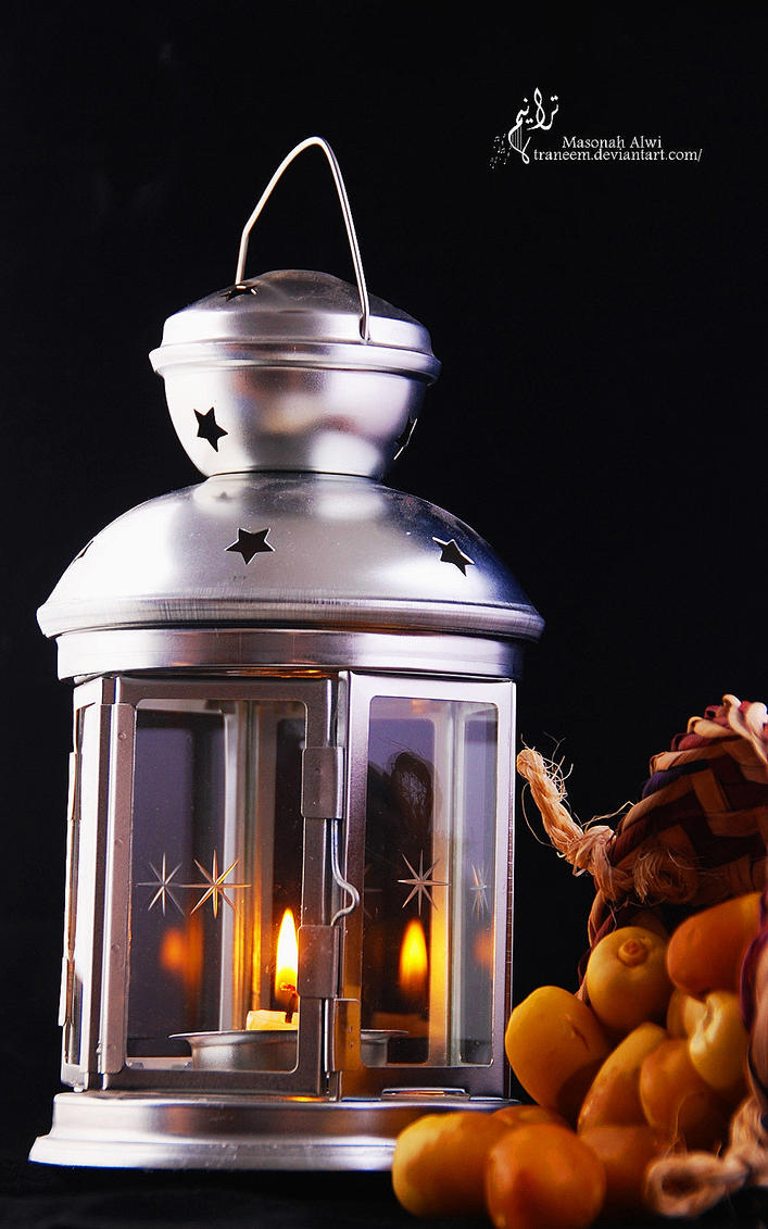 ramadan lantern by traneem d45x92d - Competition Of Cyber Shots July 2014
