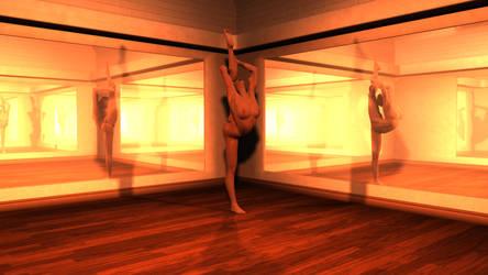 Natasha Ballerina by Ayamikhan