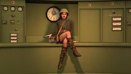 Natasha Soviet Control by Ayamikhan