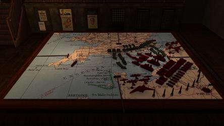 SSR War Room Map 3 by Ayamikhan