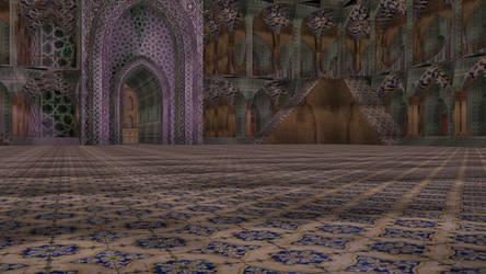 Madrasah Kulliye by Ayamikhan