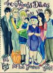 The Princess Diaries by seanfarislover