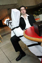 Logan IS Wolfwood by bandeau