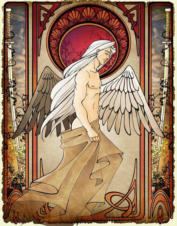 War Sephiroth by bandeau