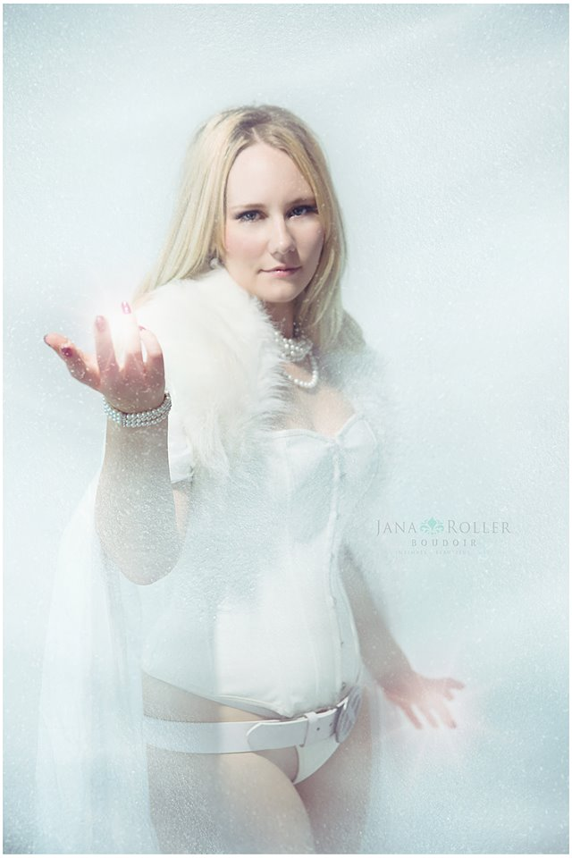 Emma Frost by bandeau