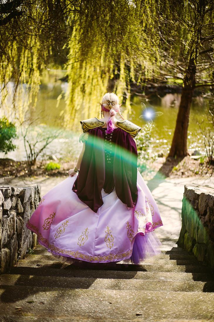 Princess by bandeau