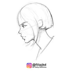 Daily Sketches on Instagram