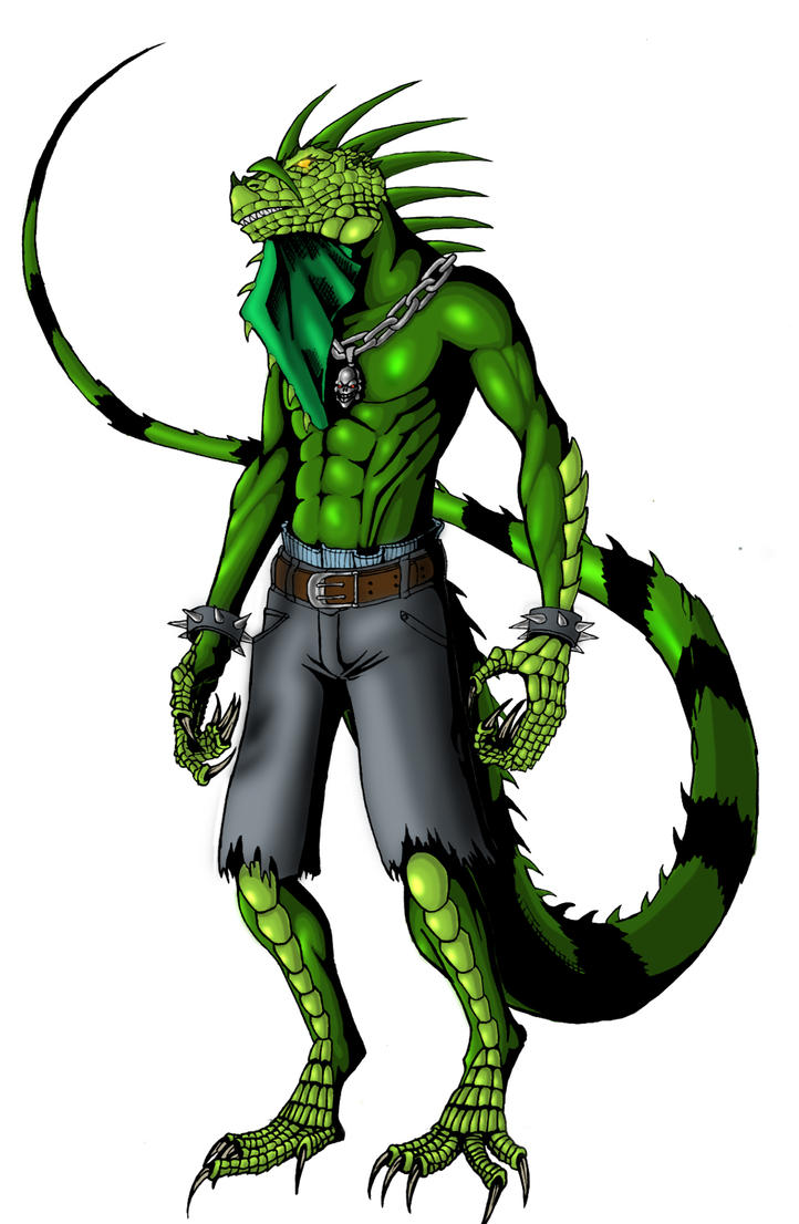 Reptile by ftzone1 on DeviantArt