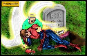 In Memory of Stan Lee!  by ftzone1