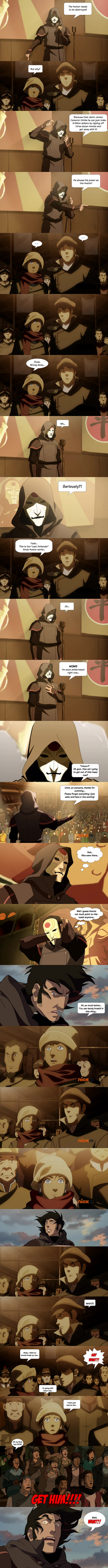 Legend of Korra - It was all a misunderstanding... by yourparodies