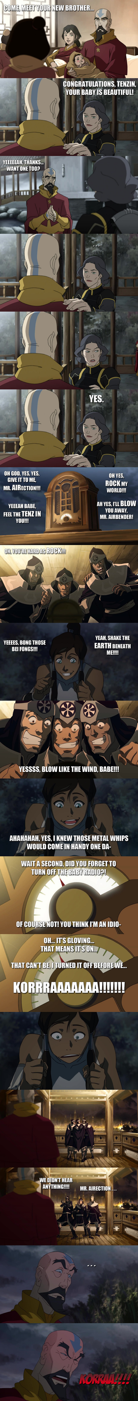 Legend of Korra - Mr. Heartbreaker... by yourparodies