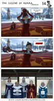 The Legend of Korra Abriged Chapter 1 - Page 14 by yourparodies