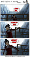 The Legend of Korra Abriged Chapter 1 - Page 22 by yourparodies