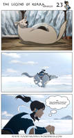 The Legend of Korra Abriged Chapter 1 - Page 23 by yourparodies