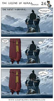 The Legend of Korra Abriged Chapter 1 - Page 26 by yourparodies