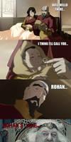 Legend of Korra - Rohan...