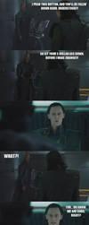 The Avengers - Gods: I by yourparodies