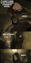 Legend of Korra - Korra snaps...