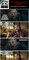 The Peter Jackson Diaries II: Just like the book..